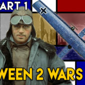 Planes, Guns and Automobiles  – BETWEEN 2 WARS – 1919 Part 1 of 4